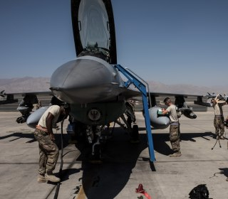 U.S. on track to triple bombs dropped on Afghanistan against Taliban
