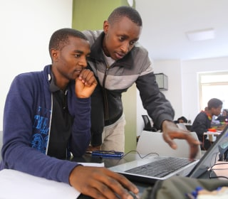 Kenyan school is producing next generation of engineers