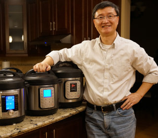 """How a laid-off dad built the """"Instant Pot,"""" one of the internet's favorite cooking tools"""