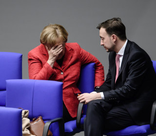 Can Angela Merkel survive Germany's political crisis?