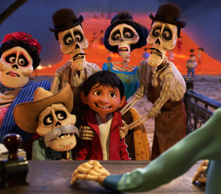 'Coco': A Latino-themed movie that gets it right