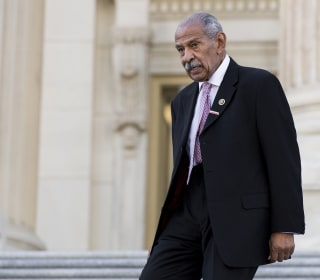 Rep. Conyers has no plans to resign, denies allegations, lawyer says