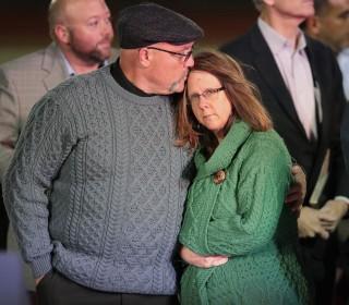 At Texas church where mass shooting occurred, pastor keeps faith through holidays