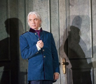 Dmitri Hvorostovsky, a giant of the opera stage, dies at 55