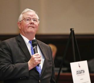 Texas Rep. Joe Barton may be a victim of revenge porn