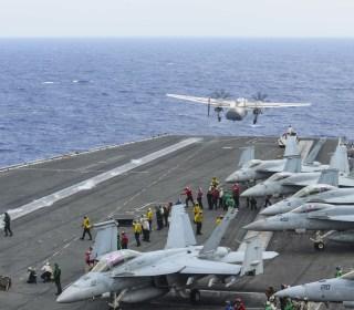 Navy ends rescue effort for 3 sailors missing after plane crash