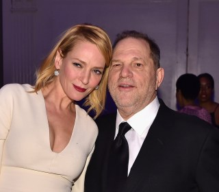 Uma Thurman posts #MeToo message to Harvey Weinstein on Instagram