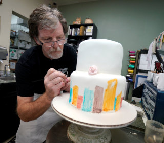 Supreme Court hears why baker refused to make a wedding cake for gay couple
