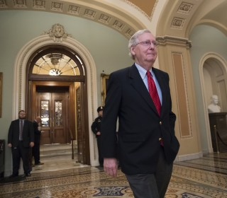 First Read's Morning Clips: Reconciling the House and Senate tax bills