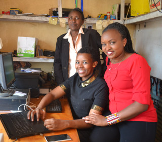 Kenyan entrepreneurs help youth thrive in Africa's emerging 'Silicon Valley'