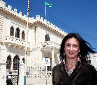 10 arrested after car bomb kills journalist in Malta