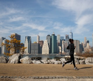 Pollution can counteract exercise benefits, study finds
