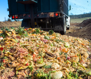 The simple way we might turn food waste into green energy