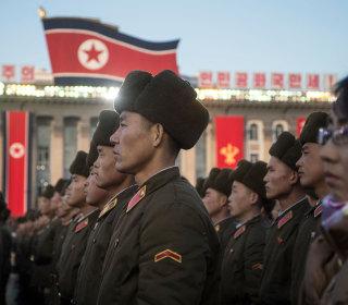 Campaigner predicts North Korea 'peace offensive' despite U.S. standoff