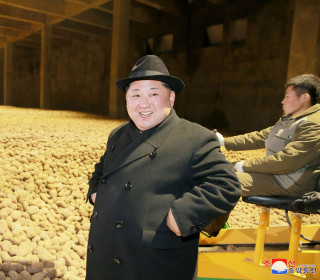 Trump's North Korea policy could trigger famine, experts warn