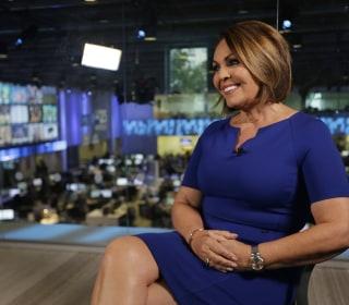 Longtime Univision anchor Maria Elena Salinas says goodbye