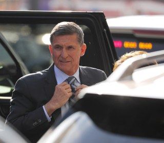 Trump doesn't rule out pardon for Michael Flynn