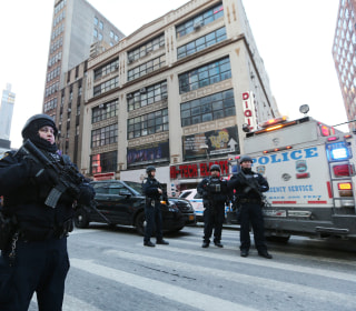 NYC explosion: Suspect in custody after 'terror-related incident' in subway