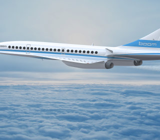 Supersonic air travel just took another big step toward rebirth