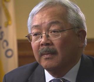 San Francisco Mayor Ed Lee dies in hospital at 65