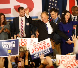 Meet Doug Jones, Alabama's first Democratic senator in 25 years