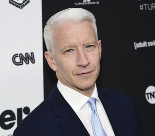 Anderson Cooper says someone accessed his Twitter account to taunt Trump
