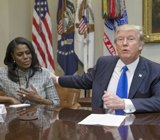 Omarosa's departure raises questions about White House diversity