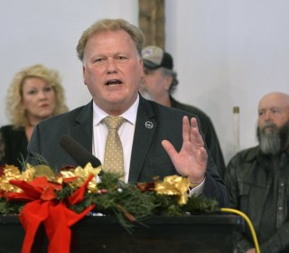 Dan Johnson, Kentucky lawmaker who killed himself, claimed he raised woman from the dead