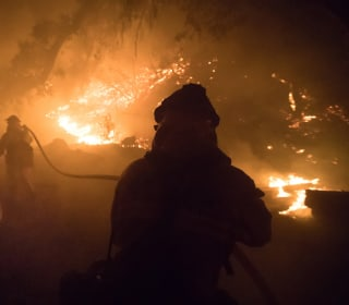 California's wildfire, the state's third largest, now bigger than New York City
