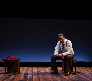 After 10 years, play about internment resister finds new relevance