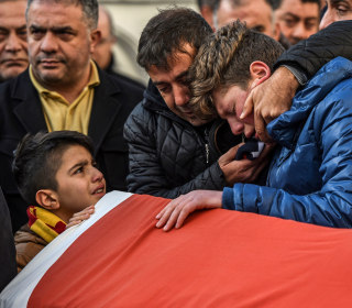 Scenes of Chaos and Mourning After Istanbul Nightclub Attack