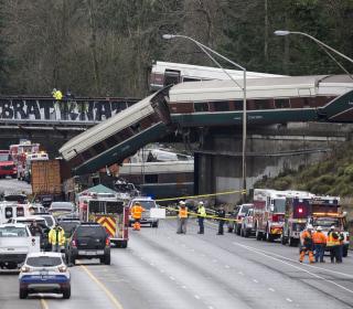 Washington state Amtrak derailment damage topped $40M, NTSB says