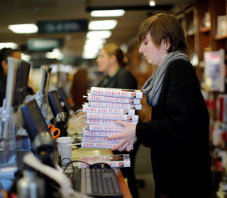 Fire and flurry: Local bookstores experience unprecedented demand