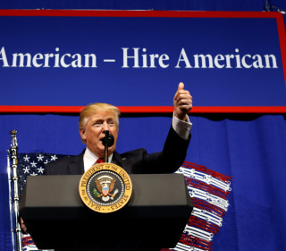 Bright spot for Trump in 2017, job creation faces new challenges