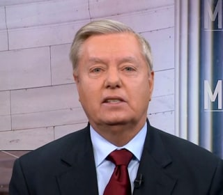 Lindsey Graham a hard 'no' on joining Trump administration