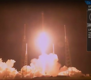 U.S. spy satellite believed destroyed after launch, officials say