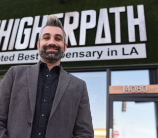 Los Angeles marijuana dispensaries begin first legal recreational sales