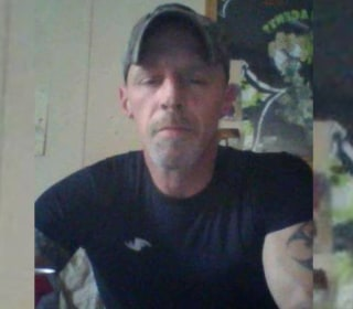 Forty-eight-year-old Russell Burnett remains missing almost one year later