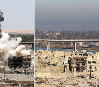 War-torn Mosul struggles to rise from the rubble