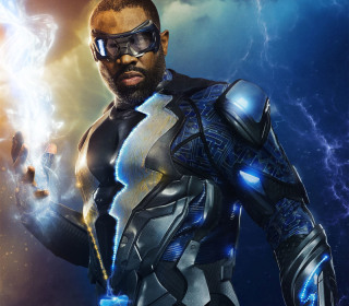 'Black Lightning' electrifies discussion on superhero diversity