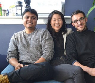 How three first-generation immigrants are using machine learning to improve mental health care