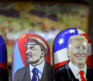 Donald Trump's not quite Joseph Stalin. But his 'Fake News Awards' should scare us.