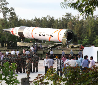 India test-fires Agni-V ICBM, hails 'major boost' to military power