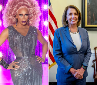 Pelosi goes where no political leader has gone before: 'RuPaul's Drag Race'