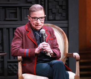 Ruth Bader Ginsburg shares her #MeToo moment, praises movement: 'It's about time'