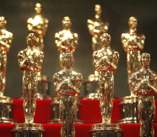 Who Knew about Oscars trivia: Are they made of solid gold?