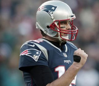 Tom Brady wins MVP honors for a third time