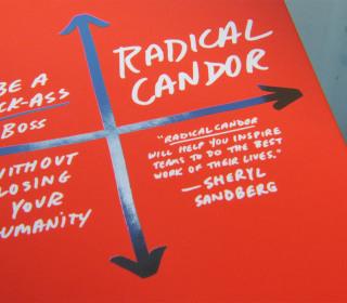 Radical Candor: Why brutal honesty is tech's hottest management trend
