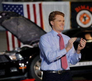 Rep. Joe Kennedy responds to Trump's State of the Union: 'Bullies' never win