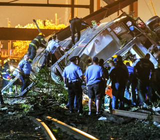 Engineer Charged in Deadly 2015 Amtrak Crash in Philadelphia